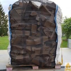25cm Schittli im Big Bag 1 Ster Buchen-Eschen Hartholz