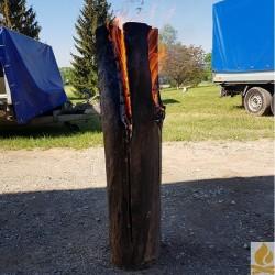 1m Finnenkerze D20-30cm