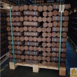 Rindenbriketts 144 Bund gebunden a 5 Stueck 1008kg